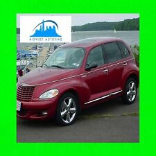 2000-2011 CHRYSLER PT CRUISER CHROME BELTLINE BELT LINE TRIM 10PC W/5YR WRNTY