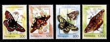 Schmetterlinge. 4W. Weißrußland 2004