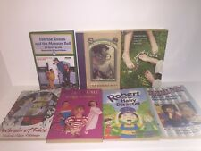 Lot of 7 Children's Books Ages 8-12 Lemony Snicket's Judy Blume etc...