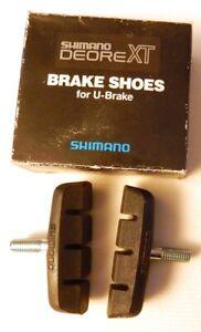 2 Skates Brake SHIMANO Deore XT For u Brake To Sight New