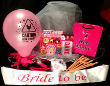 Ultimate HEN PARTY PACK - Everything For The Wildest Hen's / Bachelorette Night!