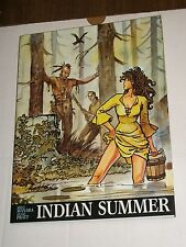 Catalan Communications INDIAN SUMMER Milo Manara SC Softcover