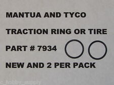 TRACTION RING TRACTION TIRE MANTUA & TYCO PART # 7934