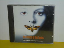 CD - THE SILENCE OF THE LAMBS - HOWARD SHORE - OST