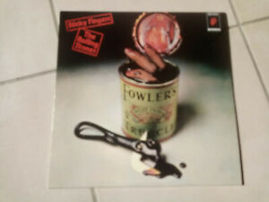 THE ROLLING STONES Sticky fingers LP  Rare cover
