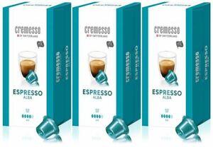 Cremesso 3 x 16 Kapseln Espresso Alba (145,73 EUR/KG)