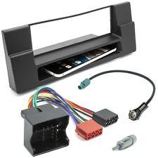 Auto Radio Blende Einbau Rahmen Adapter SET für BMW 5er ( E39 ) X5 ( E53 )