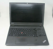 New listing Lenovo ThinkPad T540p For Parts or Repair