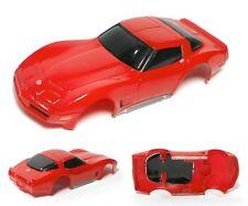 1995 TYCO Slim Slot Car BODY 1980 ToysRUs CORVETTE 9095