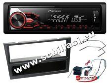 Autoradio Pioneer USB  + Kit montaggio per Suzuki Ignis / Wagon R