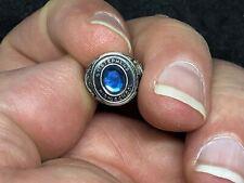 Vintage St Stephens high school mini miniature ring bracelet necklace charm