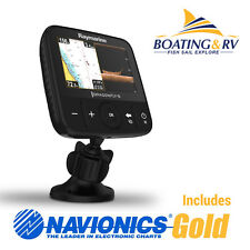 Raymarine Dragonfly 5 Pro Sonar/GPS CHIRP Combo - NEW  - Navionics Plus Charts