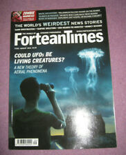 Fortean Times magazine 2014 August - Could UFO's be living creatures