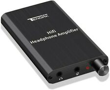 Headphone Amplifier, Tendak Portable HiFi Headphone Amp Support Impedance...