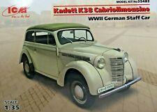 ICM Kadett K 38 Cabriolimousine,WW II, Bausatz Kit, 1:35 scale ,35483,OVP