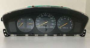 MITSUBISHI MAGNA TR TS INSTRUMENT CLUSTER 4 Cylinder AUTO 221024 KLM RHD