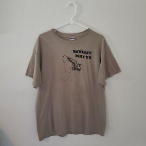 Modest Mouse Large Jerzees Rock Band Shirt