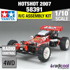 58391 TAMIYA Hot Shot 2007 1/10th R/C KIT RADIOCOMANDO 1/10 Buggy Nuovo in scatola!