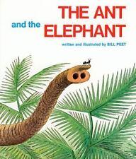 The Ant And The Elephant (Turtleback School & Library Binding Edition), Peet, Bi