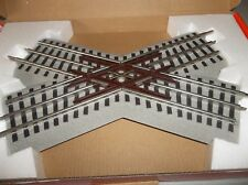 LIONEL 6-12051 45 DEGREE CROSSING CROSSOVER TRAIN FASTRACK  O GAUGE NEW!