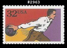 USA5 #2963 MNH Bowling
