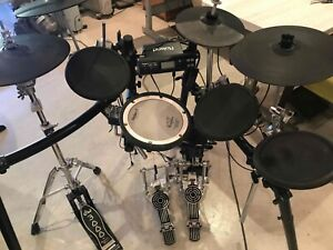 Roland Electronic TD-4 Drums Kit 8 Piece