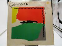 Genesis Abacab LP Atlantic SD-19313 1981 Vinyl VG+ cover VG