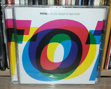NEW ORDER & JOY DIVISION - TOTAL FROM - CD