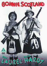 Laurel And Hardy - Bonnie Scotland (DVD) - New - free post from UK