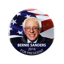 """2016 BERNIE SANDERS for PRESIDENT 2.25"""" CAMPAIGN BUTTON, bsf105"""