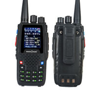 QYT KT-8R Quad Band Walkie talkie UHF VHF 136-147 400-470 220-270 350-390 MHZ
