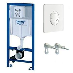 Grohe Rapid SL 3 in 1-Set 38722001 WC Vorwandelement Drückerplatte Wandwinkel
