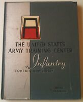 U.S. Army Training Center Fort Dix New Jersey 1959 Infantry Yearbook