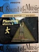 NEW Pfanstiehl 644-DS77 Diamond Needle Stylus Dual Needle 644DS77 RCA 110020 22