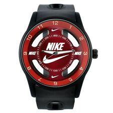 Nike Brand New Unisex Luxury Red Sports Watch