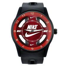 Nike Brand New Unisex Luxury Red Sports Watch