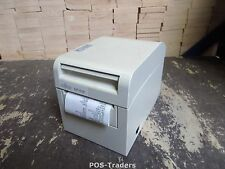 Fujitsu FP-510 510 USB Bonnen Printer Kassa Bon Ticket POS WIT Receipt INCL PSU