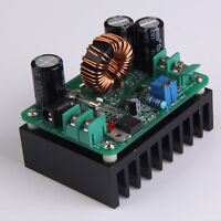 600W DC-DC Boost Converter 10-60V to 12-80V 10A Step Up Power Supply Module