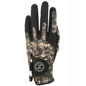 Zero Friction Mens Compression Fit Golf Glove OSFA - Choose Hand & Color
