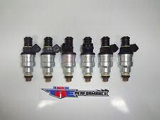 TRE 42LB/HR Fuel Injectors Fit Bosch Chevy GMC V6 3.8L 2.8L Turbo 440cc/min 6