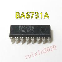 1PCS BA6731A automobile instrument fragile chip DIP-16 NEW #R2020