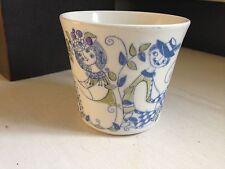 Vintage Figgjo Flint Turi-Design LOTTE Art Cup Mug Mid-Century Danish Modern