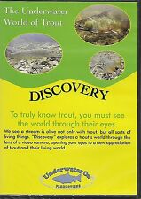 Discovery: The Underwater World of Trout (DVD, 2004)