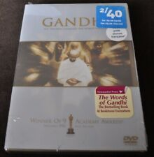 Gandhi (DVD, 1982 / 2001, Region 1 NTSC, English/French/Spanish Audio)