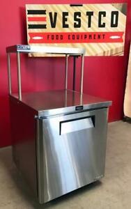 "Turbo Air (MUF-28) 28"" 1-Door Digital Display Undercounter Freezer (-10°F - 0°F)"
