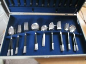 viners cutlery set format 36 pieces (1968) Good condition