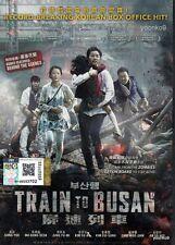 Train To Busan (2016) Korean Movie _ English Sub _ DVD _ Region 0 _ Gong Yoo