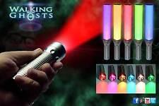 RGB Multicolour DEL Lampe Lanterne Ghost Hunt Paranormal enquête/UK