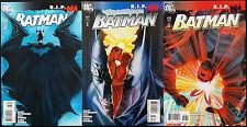 676 677 678 Stati Uniti 2008 DC Comics Batman R.I.P parte 1-3 Grant Morrison Tony Daniel