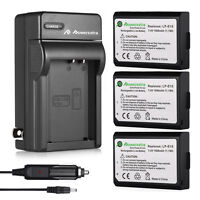LP-E10 Battery + Wall Charger For Canon  EOS Rebel T6,T5, T3,1100D,1200D,1300D